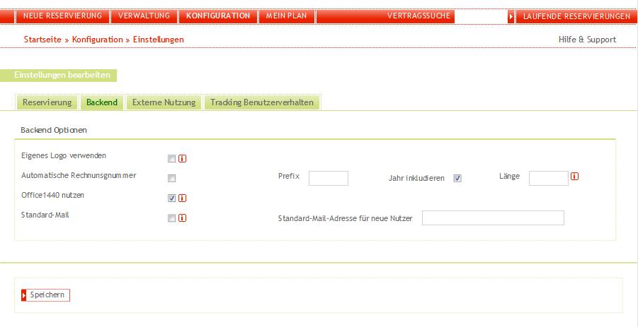 Schnittstelle zum Kassensystem Office1440