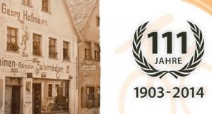 Fahrrad Hofmann – Mit Tradition in die Moderne