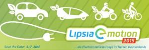 """Last-Minute Anmeldung zur Elektromobilitätsrallye """"Lipsia e-motion"""" in und um Leipzig"""