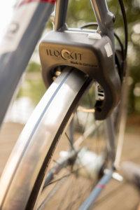 I LOCK IT – Das intelligente Fahrradschloss für mehr Komfort im Fahrradalltag